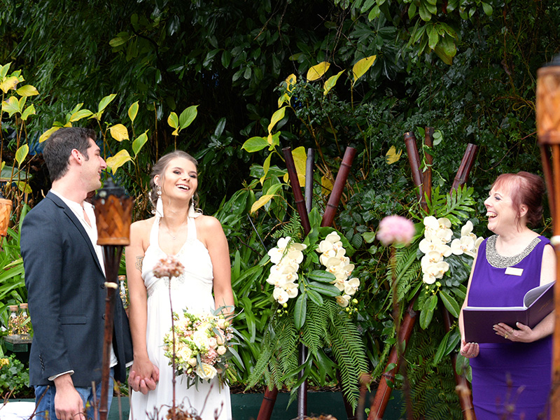Enchanted Elopements - Marry Me Helley
